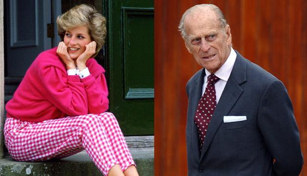 La historia de las cartas entre la princesa Diana y el príncipe Felipe