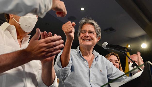 Lasso vence al correísmo y es el presidente electo de Ecuador