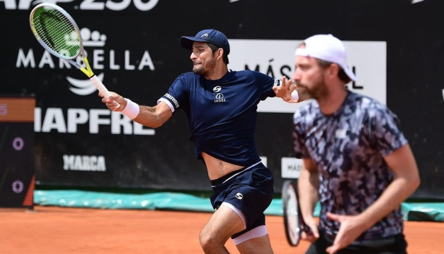 Marcelo Arévalo clasificó a las semifinales del ATP 250 de Marbella