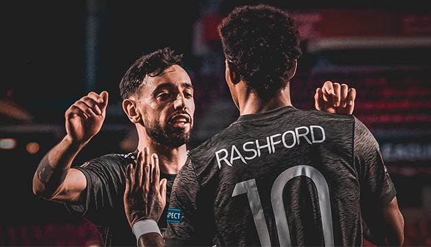 Manchester United vence 2-0 en su visita al Granada