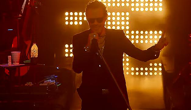 Marc Anthony regalará por 24 horas su concierto del sábado que no pudo transmitir en vivo