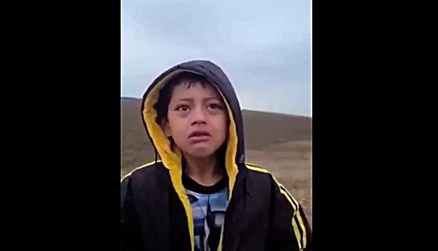 Niño hallado solo en frontera de EEUU estaba secuestrado y piden su repatriación a Nicaragua