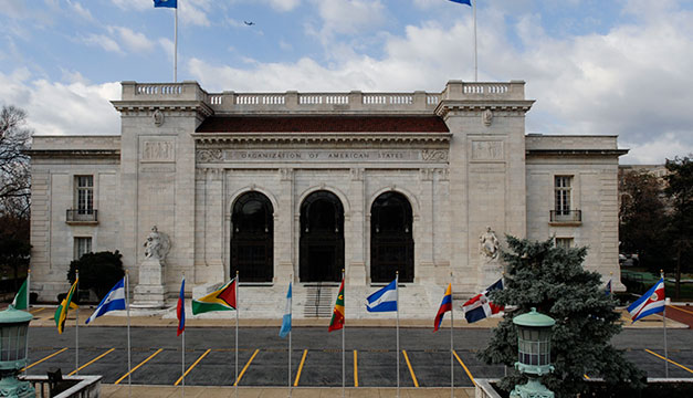 """Esta """"solución"""" proponen organizaciones civiles a la OEA para superar """"crisis constitucional"""" en El Salvador"""
