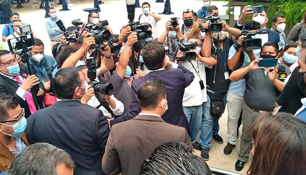 """APES:""""El último bastión que podrá quedar, aunque ya no exista democracia, es el periodismo"""""""