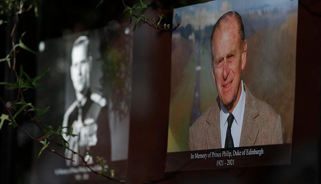 El Salvador expresa sus condolencias oficiales a Reino Unido por fallecimiento del Príncipe Felipe