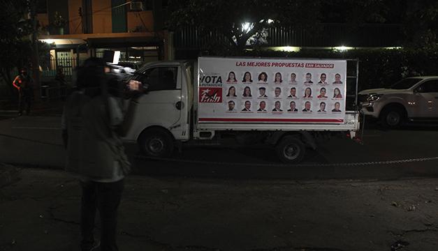 Juez ordenará segunda reconstrucción sobre traslado de PPI herido al hospital, tras ataque a militantes del FMLN