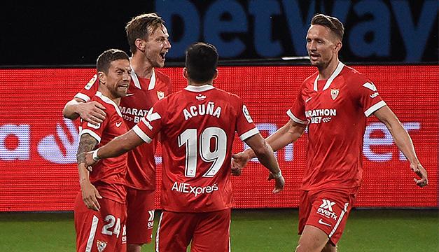 Así queda el Top-4 de la liga española con la victoria del Sevilla