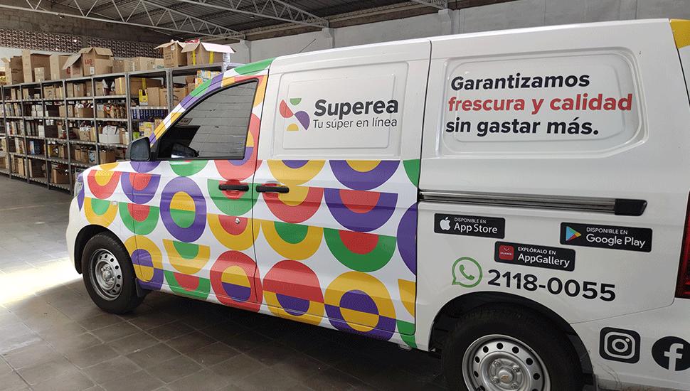 Superea el supermercado digital de El Salvador