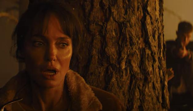 Angelina Jolie vuelve a la pantalla grande