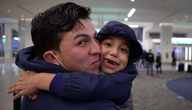EEUU reunificará a cuatro de mil familias migrantes separadas por Trump