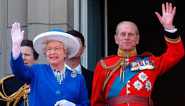 Cinco cosas poco conocidas sobre Felipe de Edimburgo