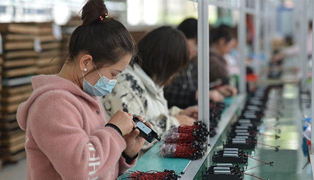 China anuncia un crecimiento récord en el primer trimestre de 18.3 %