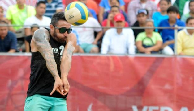 """Pepe"" Vargas solicitó ayuda económica para participar en Tour mundial de voleibol"