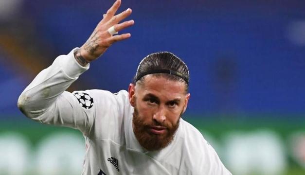 Sergio Ramos vuelve a lesionarse y es baja ante el Sevilla