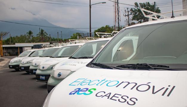 AES El Salvador invierte $1 millón en su plan de electromovilidad