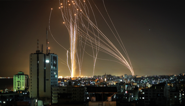"""Escalada en Israel y Gaza amenaza con """"guerra a gran escala"""""""