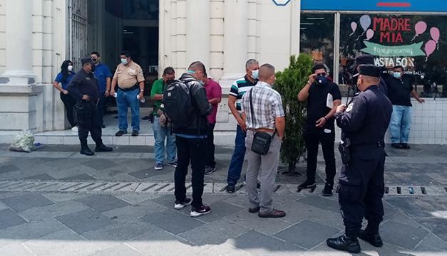 Agentes del CAM denuncia que 155 miembros de la institución son coaccionados para renunciar