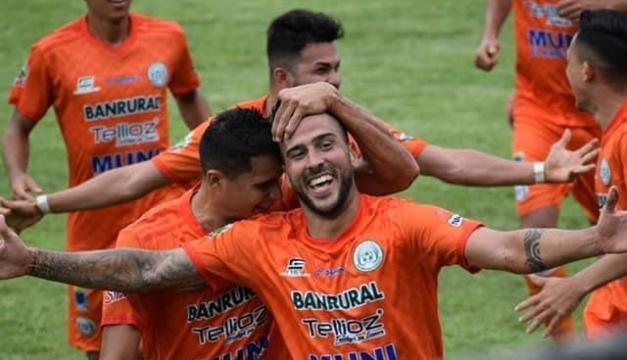 Máximo goleador en Guatemala podría reforzar a C.D. Águila para el Apertura 2021