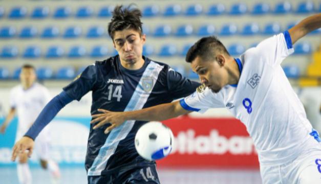 La Selecta de Fútbol Sala cae ante Guatemala y pierde su boleto al Mundial