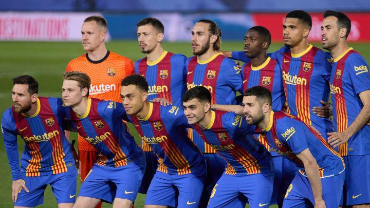 El Barcelona recupera a este jugador para enfrentar al Atlético