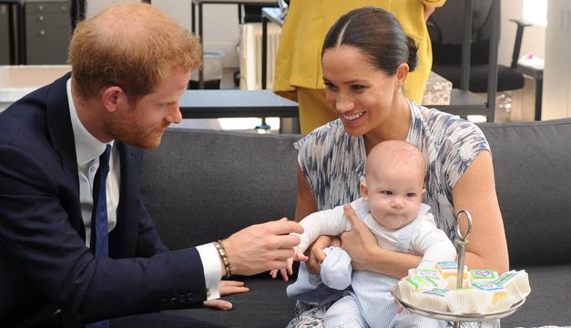 Enrique y Meghan piden celebrar cumpleaños de Archie con donaciones para comprar vacunas anticovid