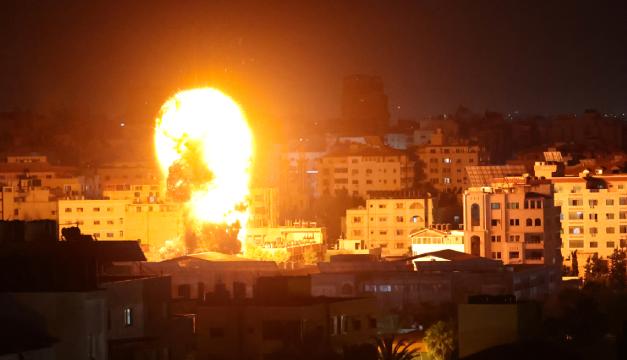 Bombardeos israelíes continúan en Gaza tras 200 muertos en una semana