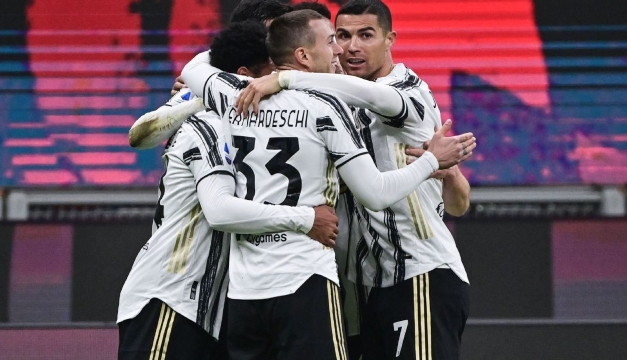 Juventus-Milan, un clásico en medio de la batalla por la Champions