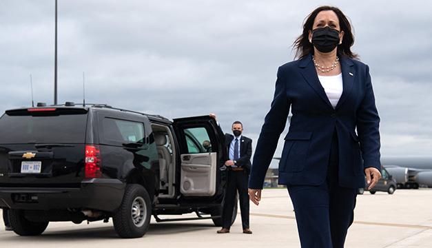 Vicepresidenta de EEUU fija fechas para viaje a México y Guatemala