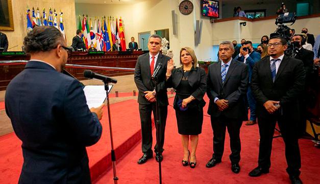 Organización de Tribunales iberoamericanos con preocupación por destitución de la Sala