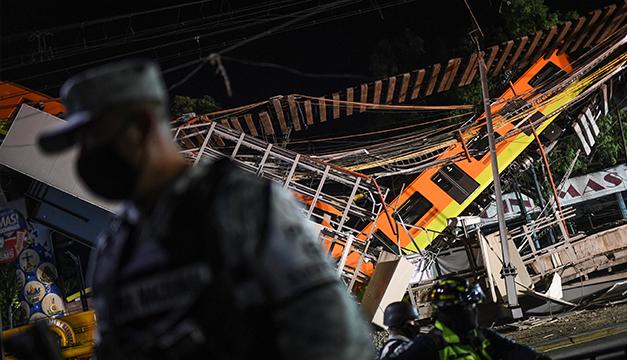 Investigan tragedia mortal en metro de México y surgen nombres influyentes en polémica construcción colapsada