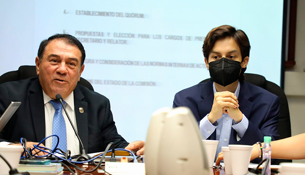 """Reinaldo Carballo: """"Tenemos que estar juntos la Comisión de Educación con la ministra"""""""