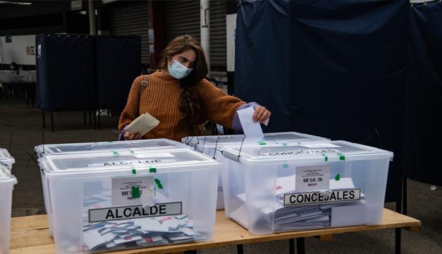 Independientes ganan mayoría de la Convención Constituyente de Chile a costa de partidos tradicionales
