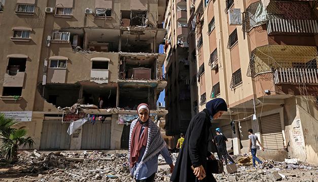 El PMA dispone ayuda urgente para la Franja de Gaza y teme escasez de alimentos