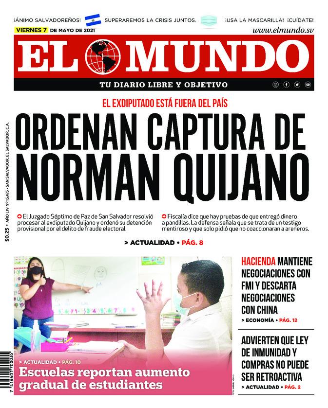 El Mundo Digital 07/05/21