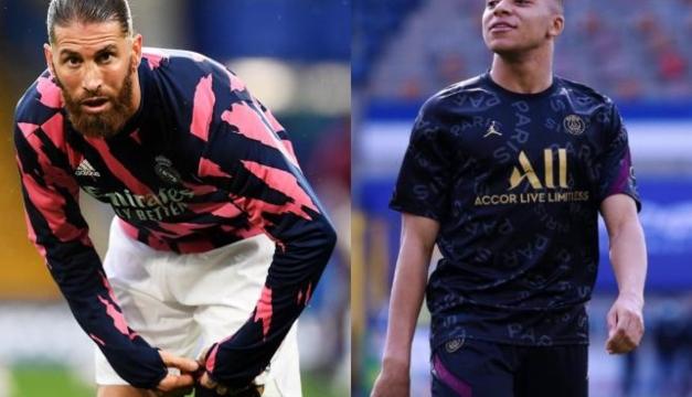 Los rumores continúan: ¿Ramos a París y Mbappé a Madrid?