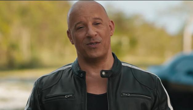 """Vin Diesel celebra el regreso al cine de """"Fast & Furious 9"""" con un mensaje en español"""