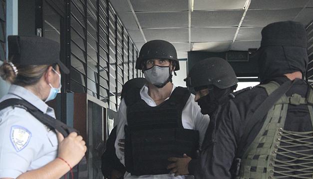 Centros Penales desacatará dictamen de Cámara sobre arresto domiciliar de Ernesto Muyshondt