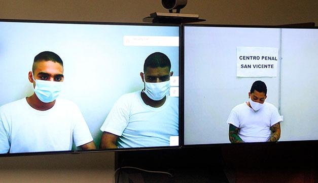 Imputados de ataque armado frente a la UES se ampara en vídeo para alegar inocencia