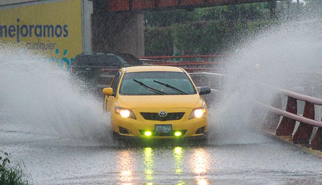 MARN emite advertencia por alta probabilidad de inundaciones en la capital