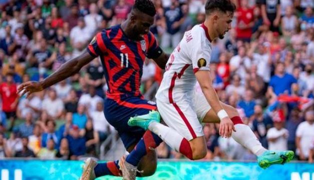 Estados Unidos vence por la mínima a Catar y clasifica a semifinales de la Copa Oro