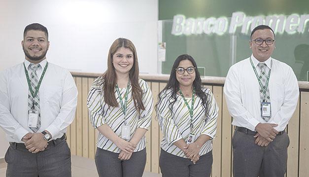 Banco Promerica remodela la agencia Las Palmas