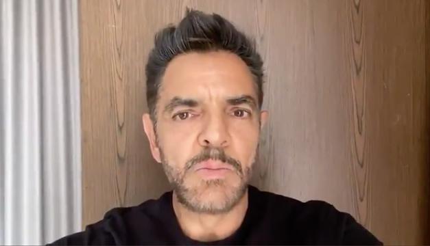 La conmovedora despedida de Eugenio Derbez a  Sammy Pérez