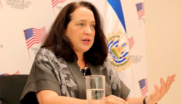 Gobierno de EEUU donará $2 millones para combatir el covid-19 en El Salvador