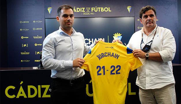 El Cádiz, primer club de LaLiga patrocinado por una criptomoneda