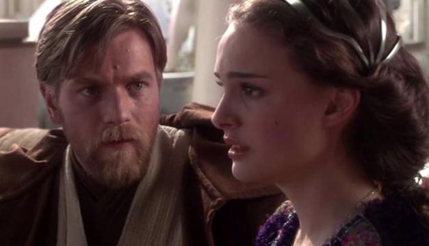 """""""Star Wars: La venganza de los Sith"""" tenía un triángulo amoroso, ni te imaginas entre quiénes"""