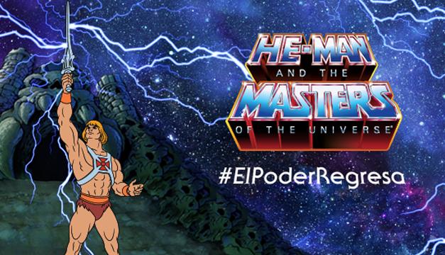 ¡Por el poder de Grayskull!: He-Man llega hoy a Netflix