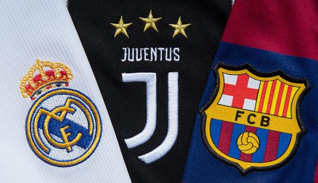 La justicia salva al Barça, Real Madrid y Juventus de la sanción de la UEFA