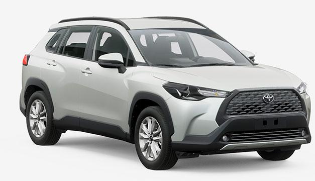 Toyota Corolla Cross es sinónimo de robustez urbana