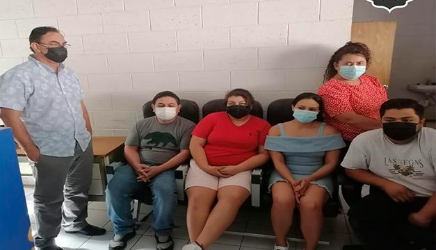 Capturan a seis personas que pretendían viajar a EEUU con pruebas de covid falsas