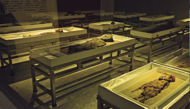 Las momias más antiguas del mundo, declaradas patrimonio mundial